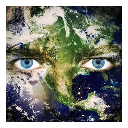 Γη και μάτια
