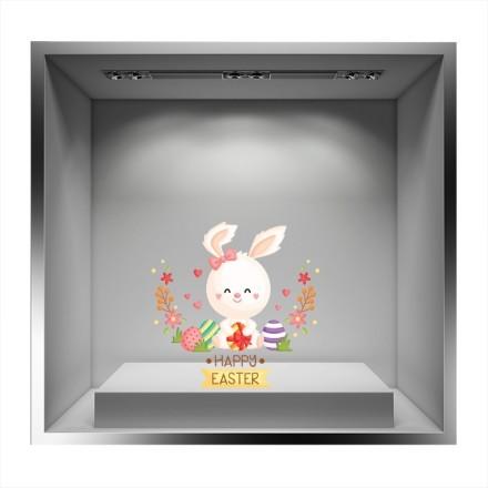 Happy Easter, Χαρούμενο Λαγουδάκι