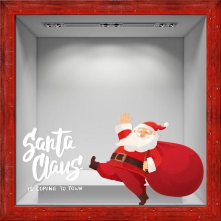 Santa Claus...Coming