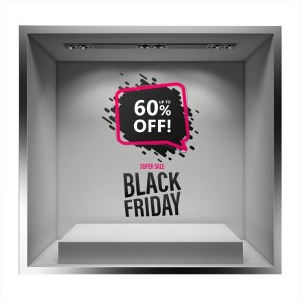 Black Friday 60% Off