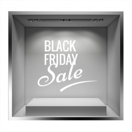 Black Friday White Sale