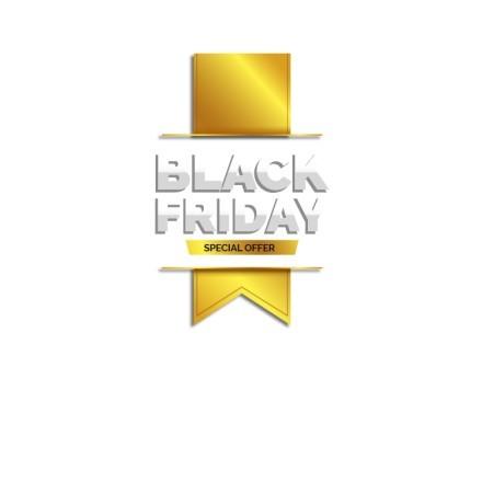 White Yellow Black Friday