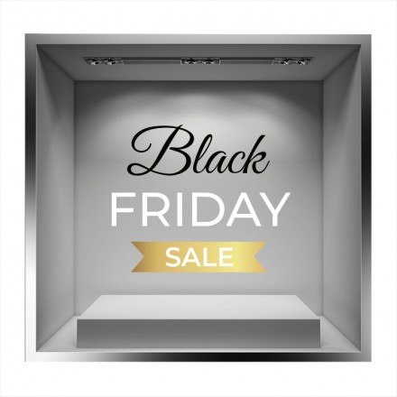 Black Friday Gold Sale