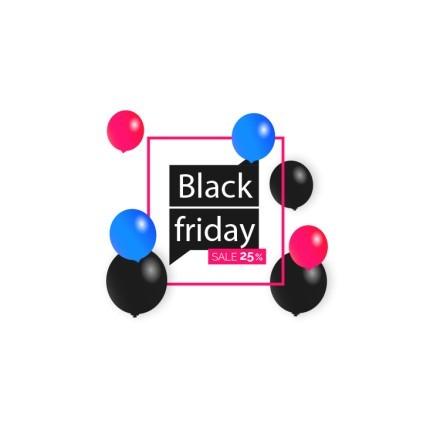 Black Friday Sale 25%