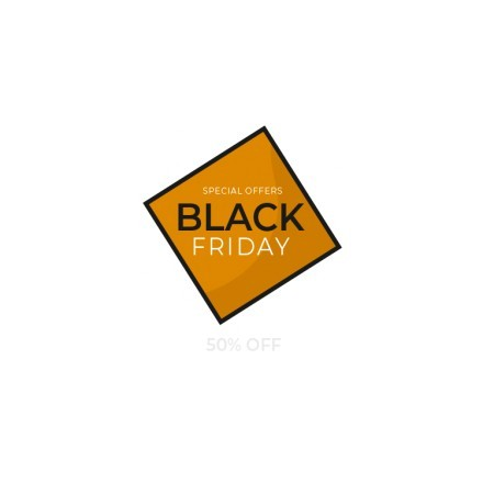 Special Offers Black Friday Orange