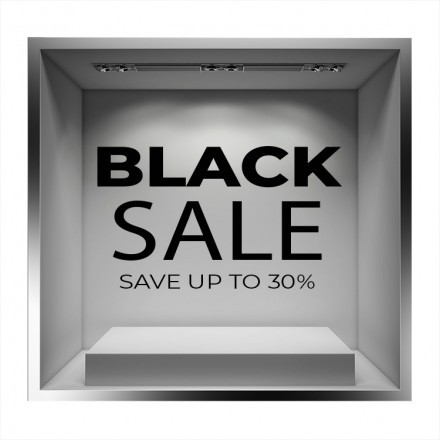 Black Friday Save Black