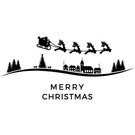 Χριστουγεννιάτικο Έλκηθρο
