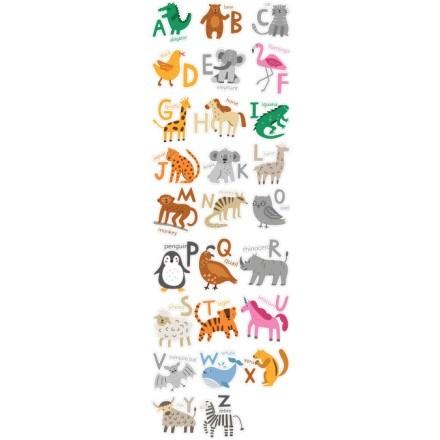 Αλφάβητος με ζωάκια