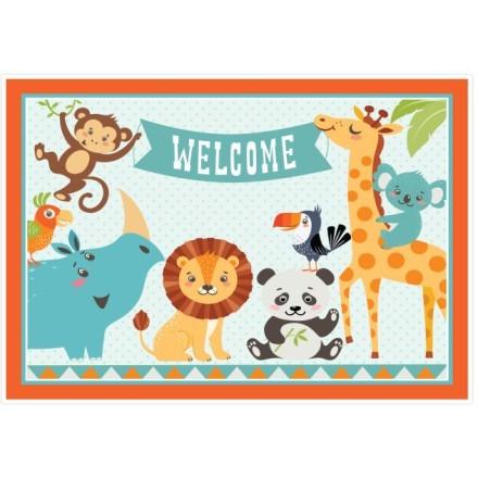Καλωσήρθατε με ζωάκια