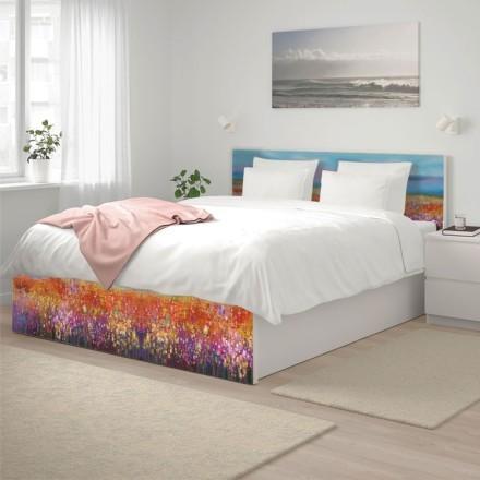 Πίνακας πολύχρωμο λιβάδι