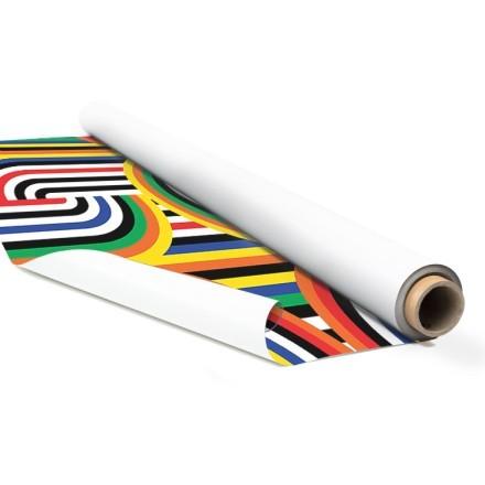 Έντονα χρώματα καμπυλωτών γραμμών