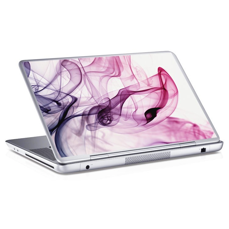 Αυτοκόλλητο Laptop Καπνός