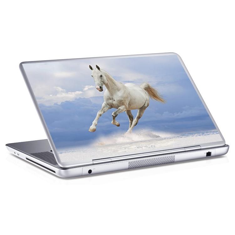 Αυτοκόλλητο Laptop Άλογο