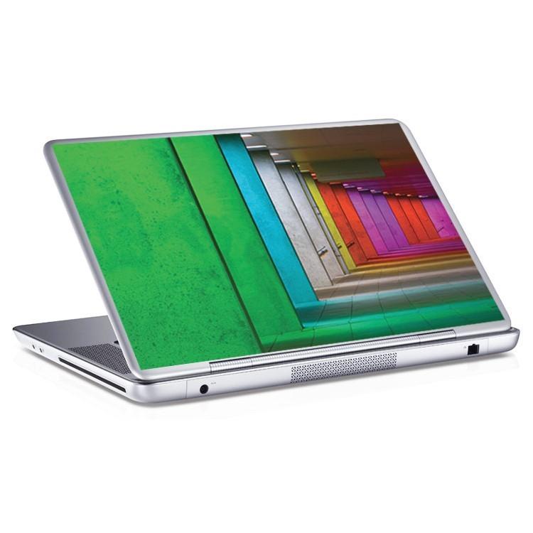 Αυτοκόλλητο Laptop Πολύχρωμο