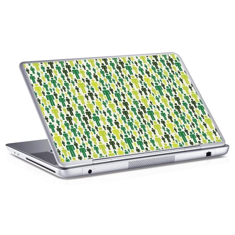 Αυτοκόλλητο Laptop Τεχνολογία