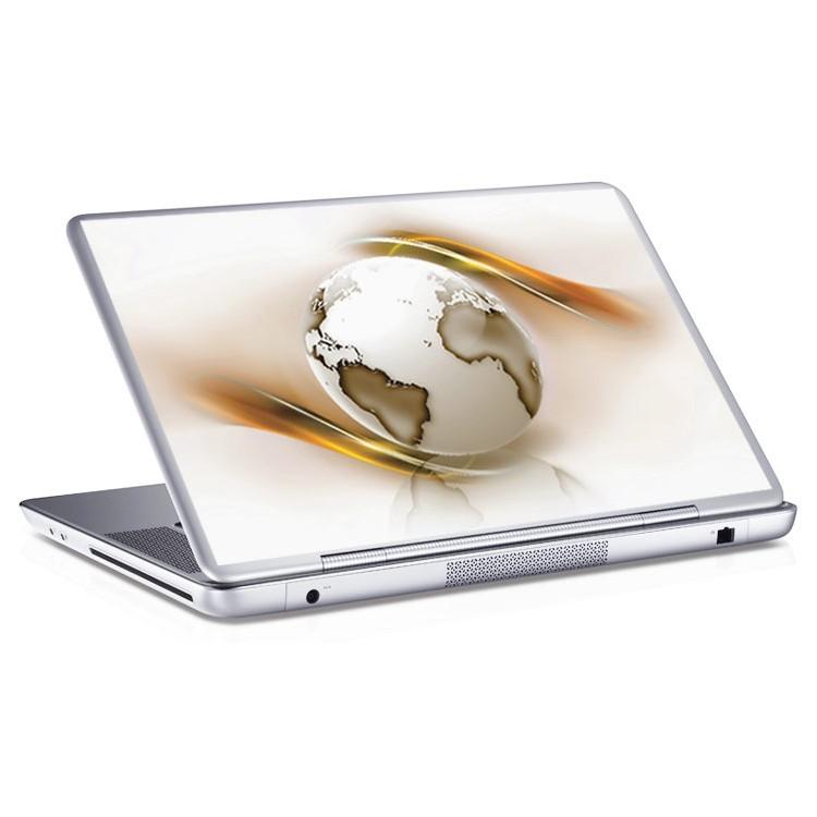 Αυτοκόλλητο Laptop Γη