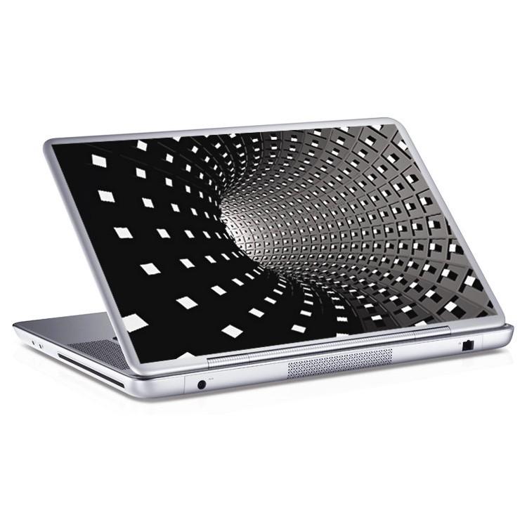 Αυτοκόλλητο Laptop 3D