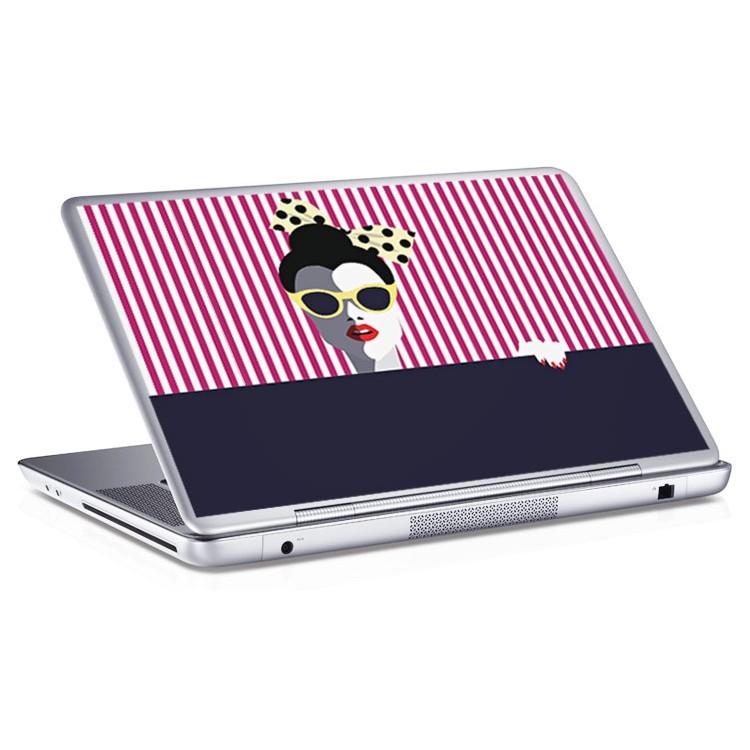 Αυτοκόλλητο Laptop Pop art