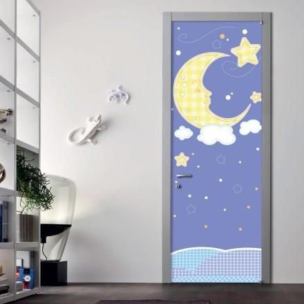 Φεγγάρι με αστεράκια
