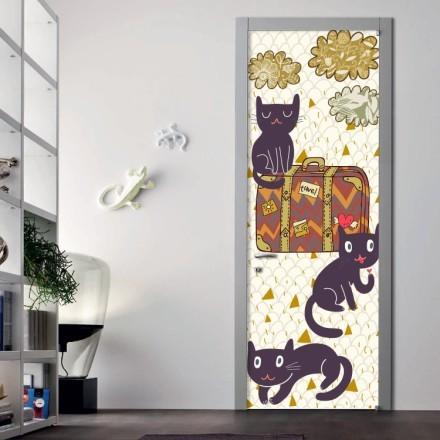 Ταξιδιάρικες γάτες
