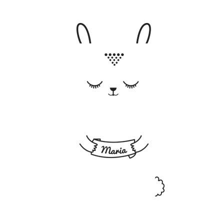 Bunny (your name)