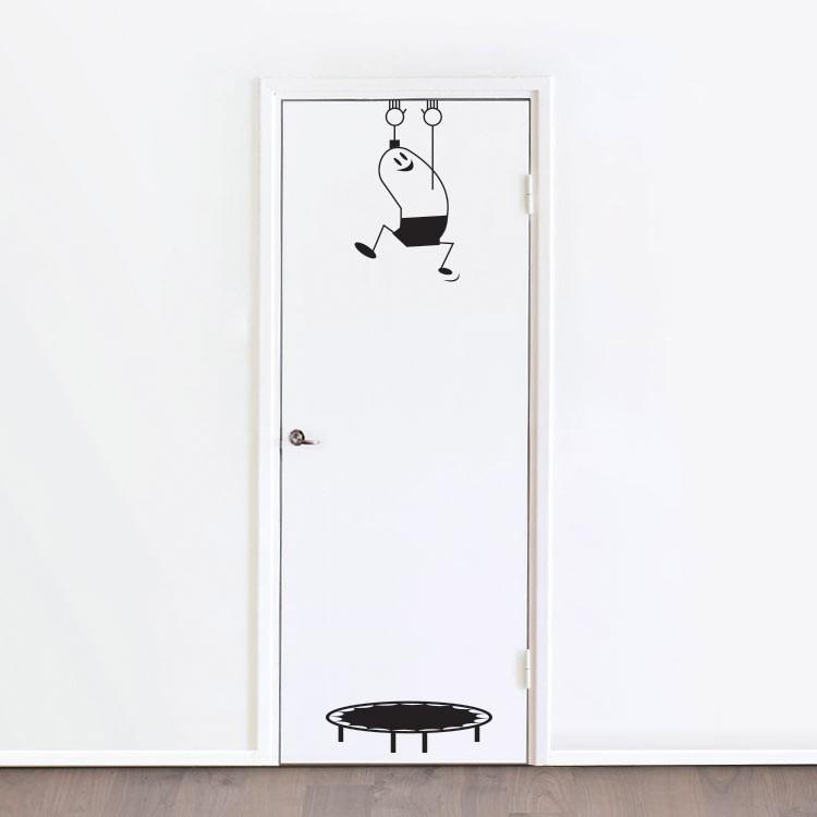 Αυτοκόλλητο Πόρτας Jumb
