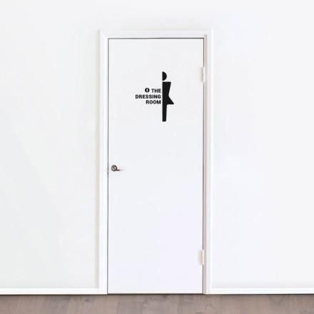 Τhe dressing room