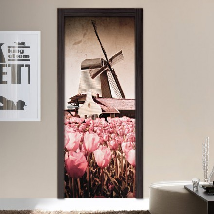 Ανεμόμυλος στην Ολλανδία