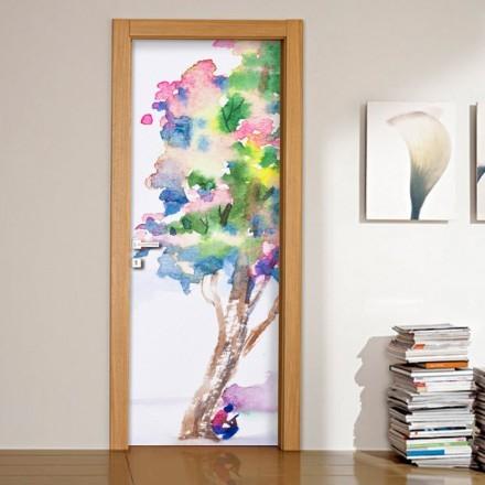 Πολυχρωμο δένδρο