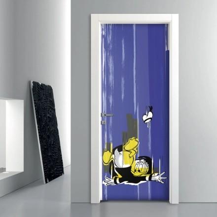 Ο Donald Duck πέφτει