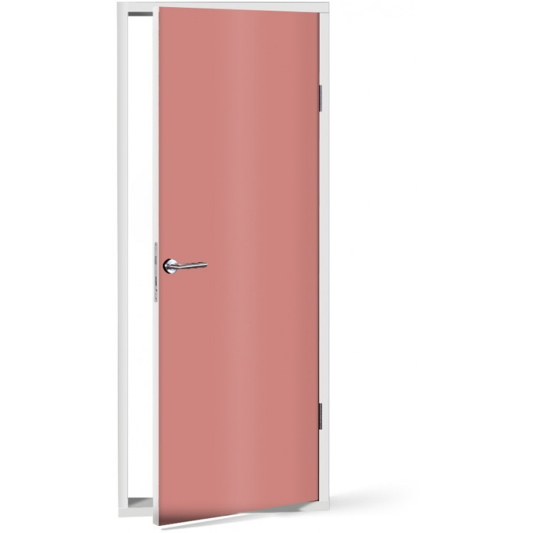 Αυτοκόλλητο Πόρτας Dalhia-Pink