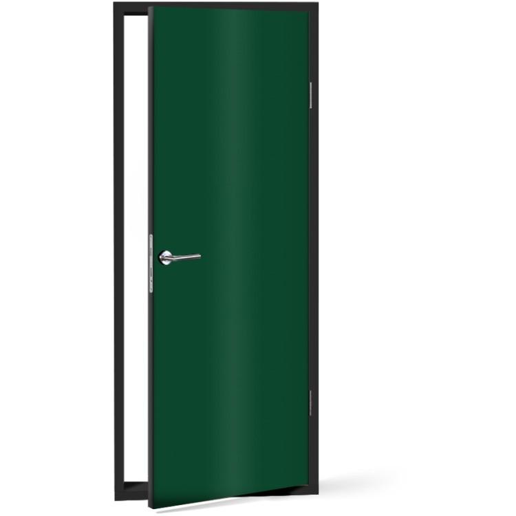 Αυτοκόλλητο Πόρτας Dark-Green