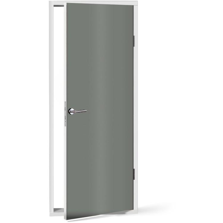 Αυτοκόλλητο Πόρτας Concrete-Grey