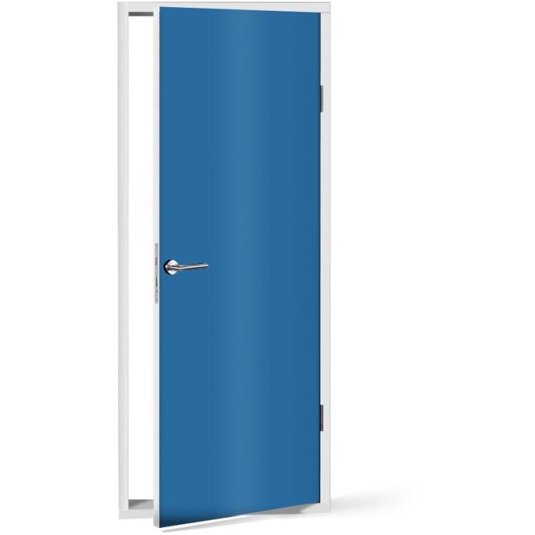 Αυτοκόλλητο Πόρτας Sky-Blue