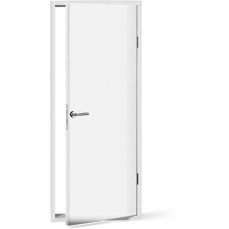 Αυτοκόλλητο Πόρτας White