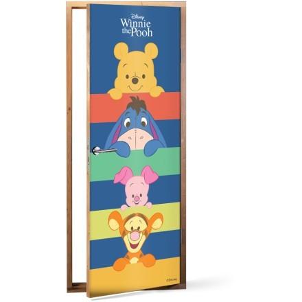 Winnie and his friends, Winnie the pooh