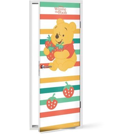 Winnie the Pooh με φραουλίτσες