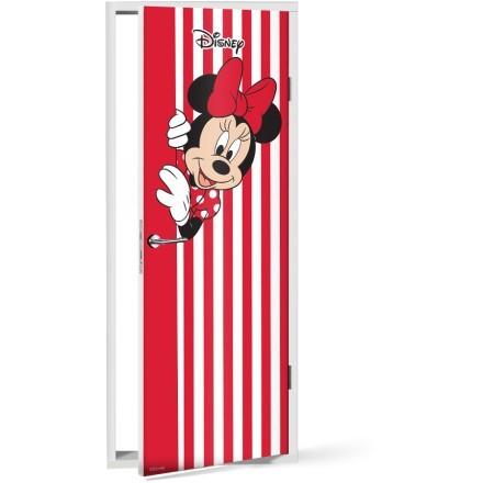 Minnie Mouse στα κόκκινα
