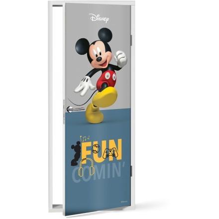 Fun Commin, Mickey Mouse!