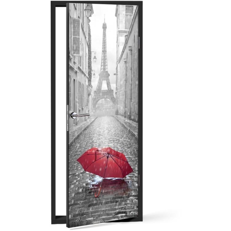 Αυτοκόλλητο Πόρτας Πύργος του Άιφελ, Παρίσι