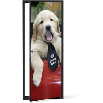Σκύλος με γραβάτα