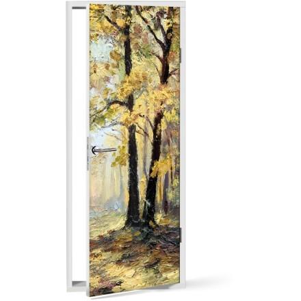 Δέντρο ελαιογραφία