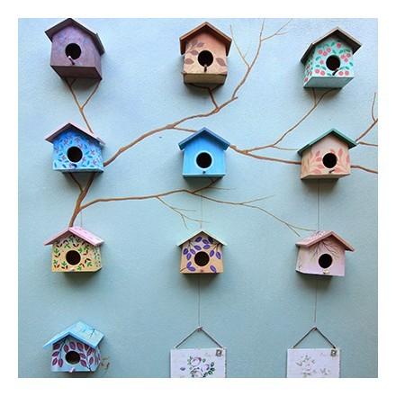 Σπιτάκια πουλιών