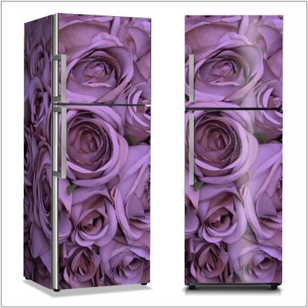 Μωβ τριαντάφυλλα