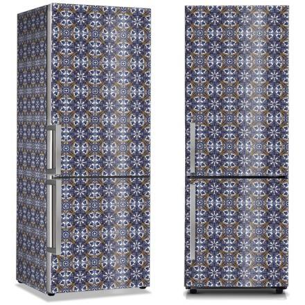 Dark Blue Patterns