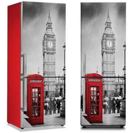 Τηλεφωνικός θάλαμος στο Λονδίνο