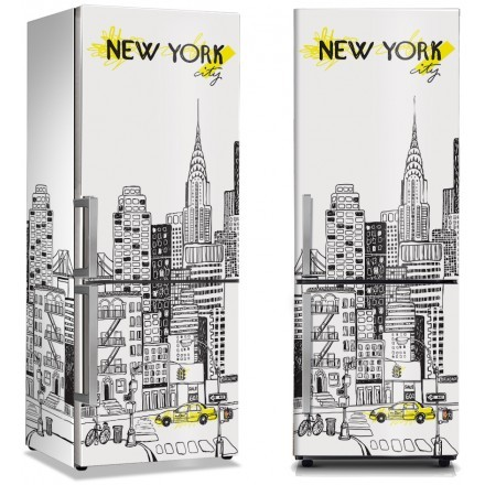 Γραμμικά κτίρια Νέας Υόρκης