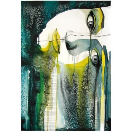 Πορτρέτο γυναίκας ζωγραφική