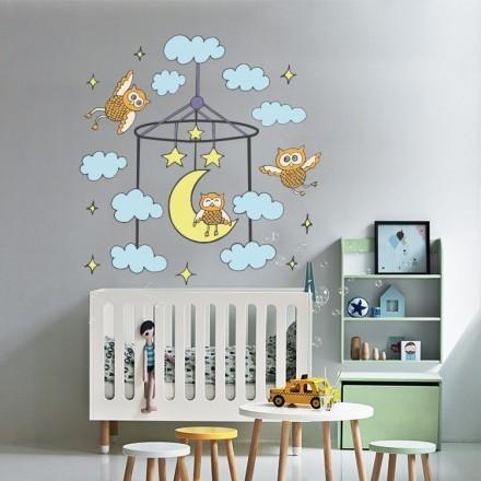 Όνειρα γλυκά συννεφάκια