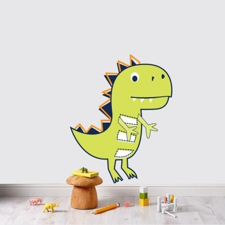 Πράσινος δεινόσαυρος